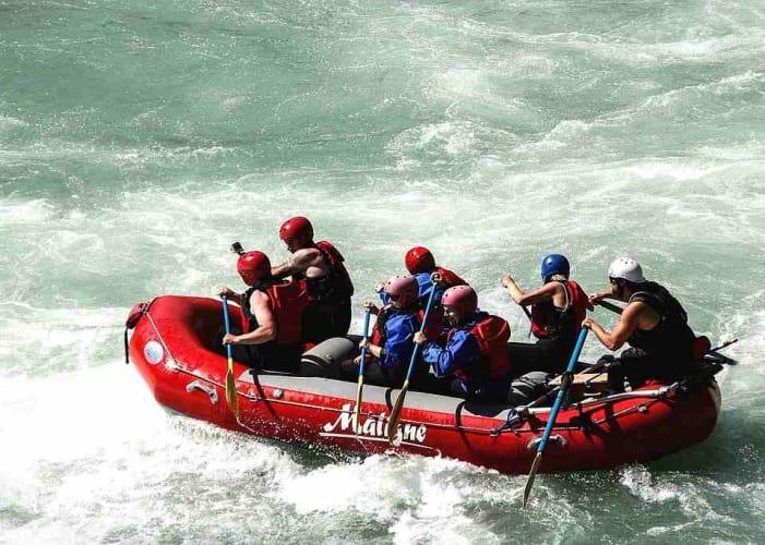 Mussoorie Weekend Getaway with Rafting Adventure in Rishikesh