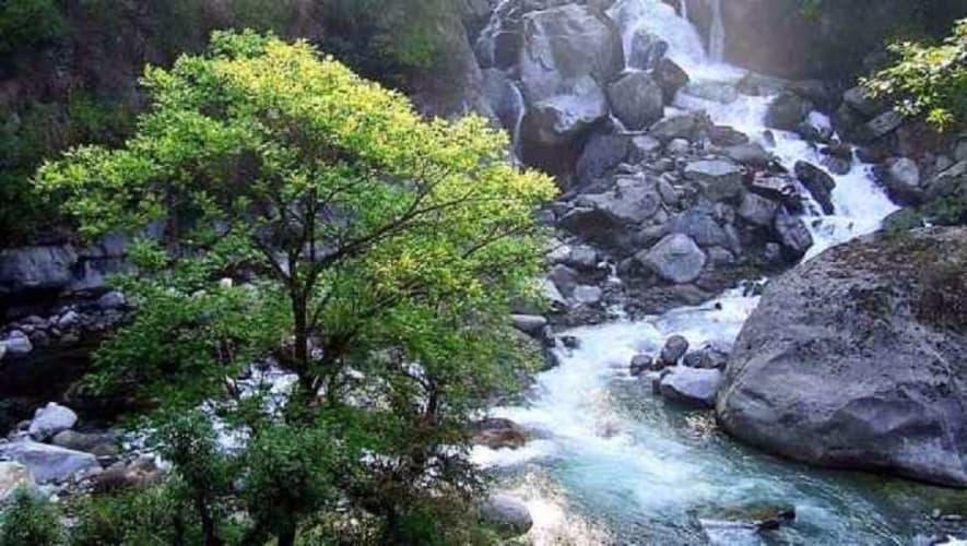 Gangotri Yamunotri Pilgrim Tour; Ex Haridwar