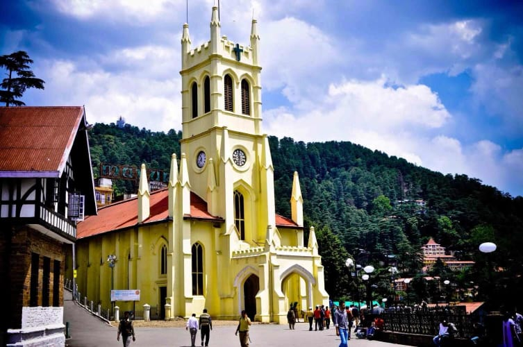Instant Shimla Holiday