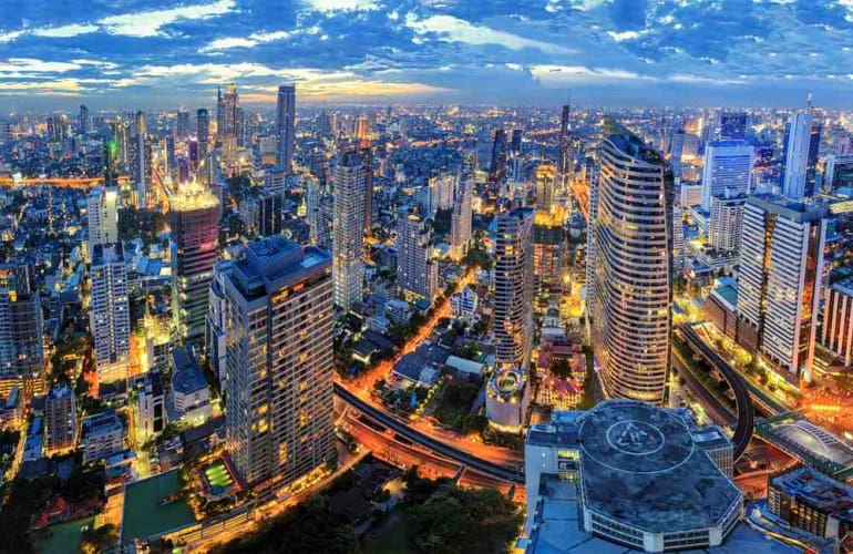 Short Thailand Holiday; Flights ex-Mumbai/Delhi/Bangalore/Chennai