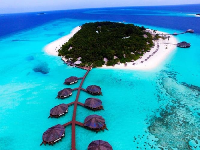 Maldives Holiday With Fun Island Resort