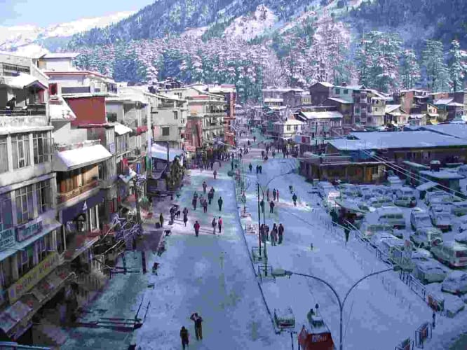 Kullu Manali Holiday Package; travel from Delhi
