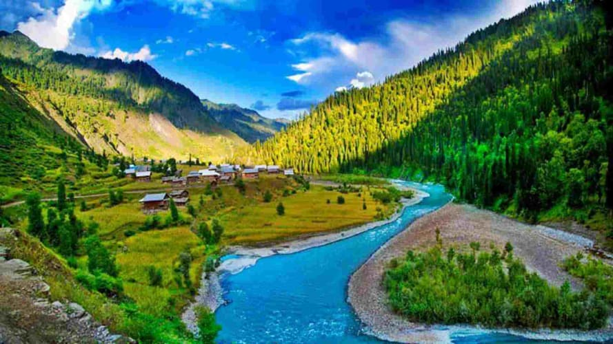 Trip to Heavenly Kashmir