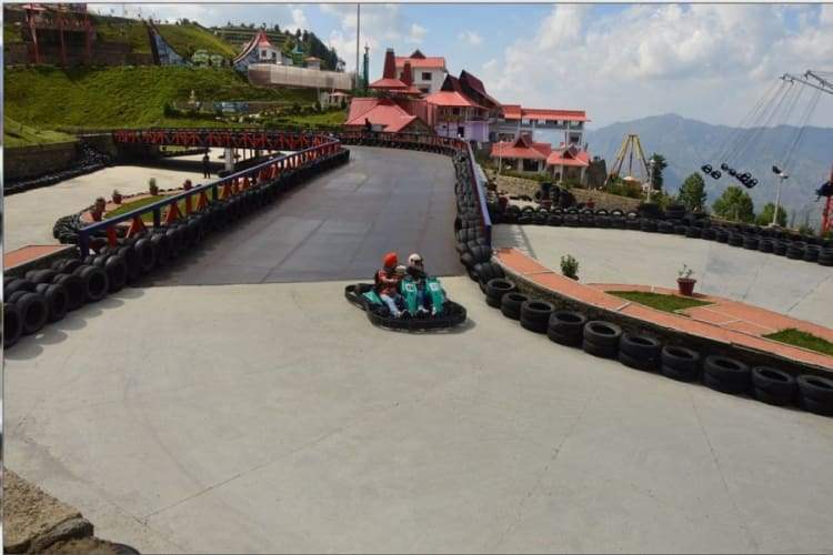 Kufri Adventure Resort - 2 Nights Amusement Park Package