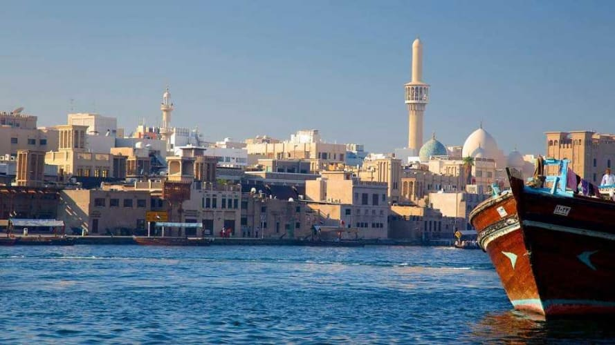 Mini Dubai Holiday with Desert Safari & Dhow Cruise; Flight Ex Delhi
