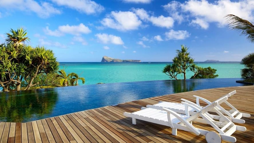 Magical Mauritius Honeymoon package; 7 Days