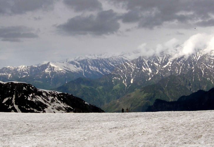 Exotic Manali Trip from Delhi by Cab