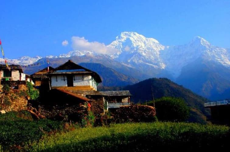 Nepal Family Holiday Package; 7 Days
