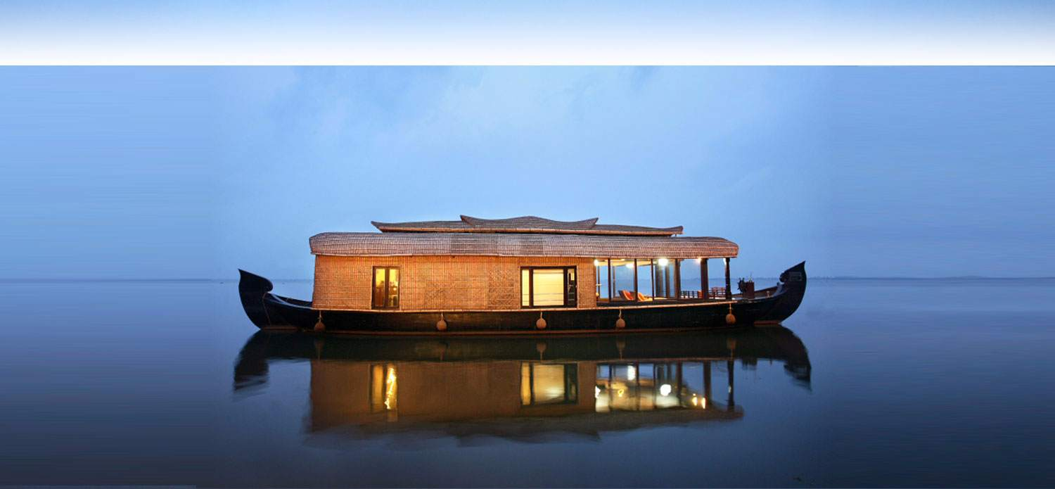 Aesthetic Munnar, Thekkady & Alleppey; One night in a Houseboat!