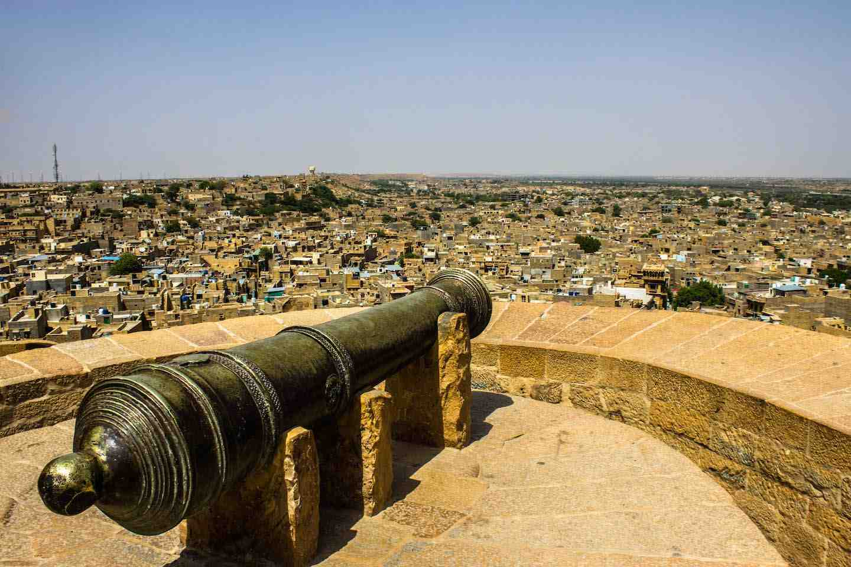 Camping & Camel Rides in the lap of Jaisalmer Desert