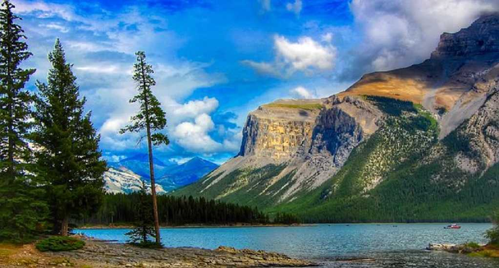 Spectacular Canadian Rockies Summer 2017