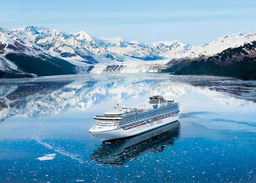 Explorer of the Seas; Alaska Glacier Cruise