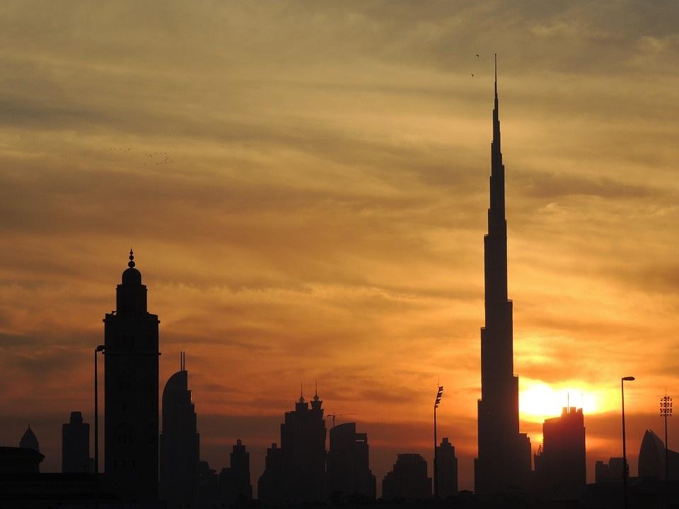 Dubai Holiday with Family