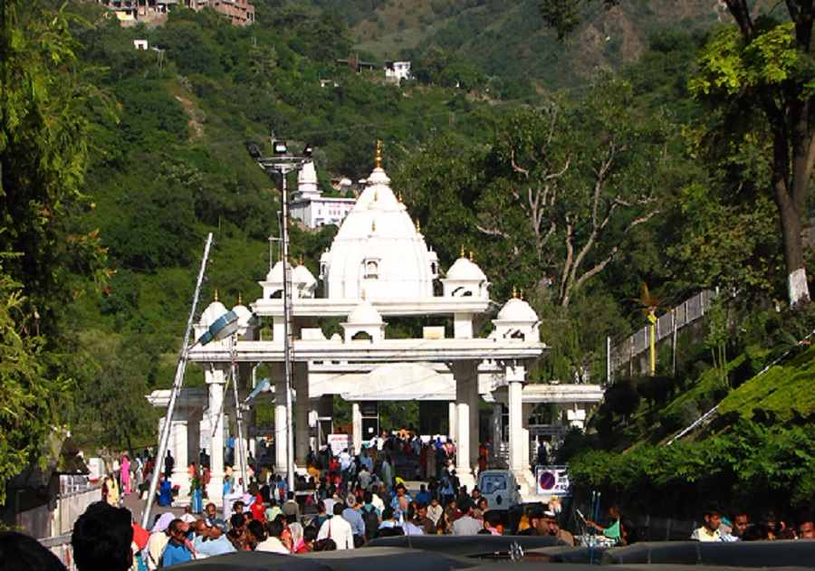 Vaishno Devi Helicopter Package 1 night