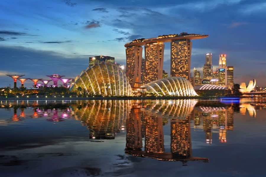 Family Holiday in Singapore
