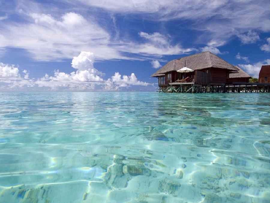 Maldives at its Best; Sun Island Resort and Spa