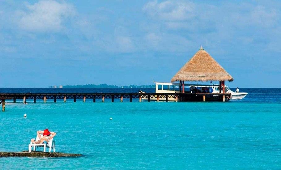 Breathtaking Maldives At Taj Exotica