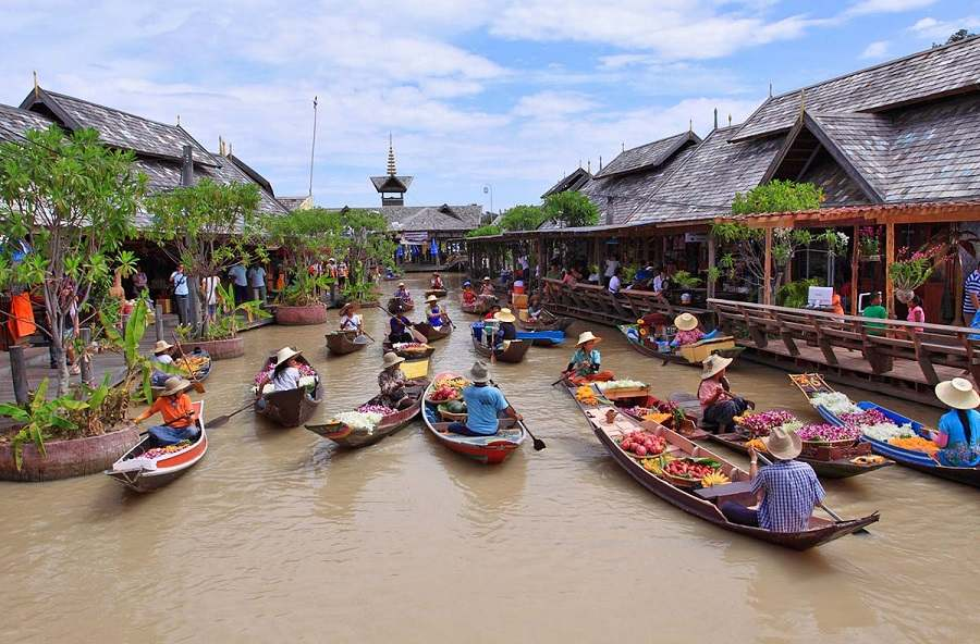 Vacation in Thailand; Pattaya and Bangkok