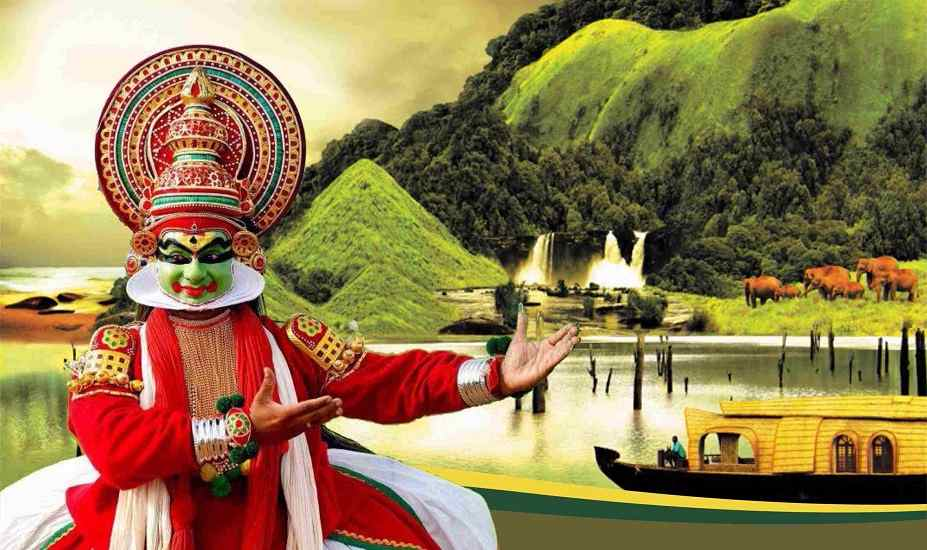 Kerala Holiday Package; 5 Days