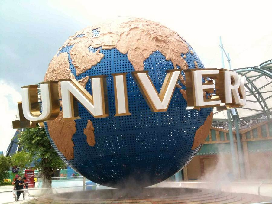 Holiday in Singapore; Universal Studio Tour Included