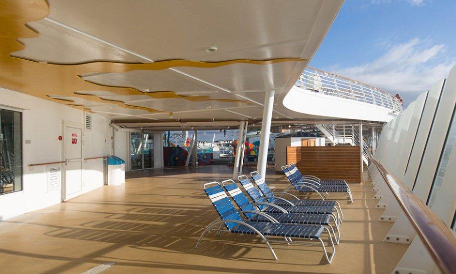 Allure of the Seas; Cruising through Eastern Carribbean