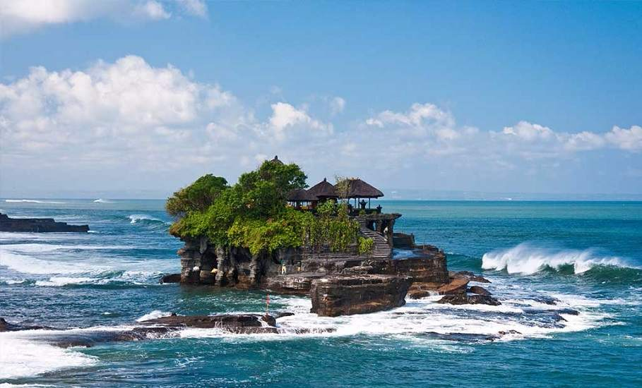 Bali Beaches on your Honeymoon; 7 Days Package with Flights from Delhi/Mumbai