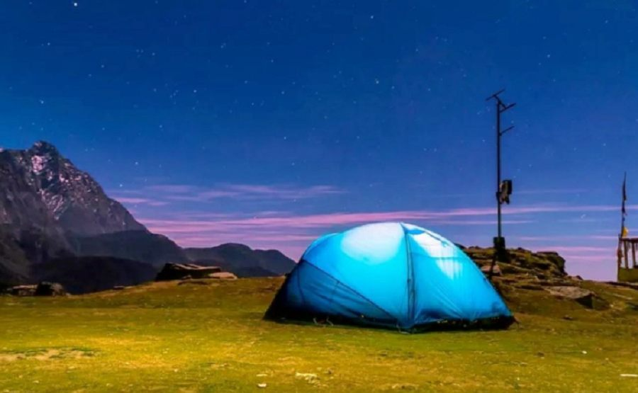 McleodGanj Trip with Triund Camping; From Delhi