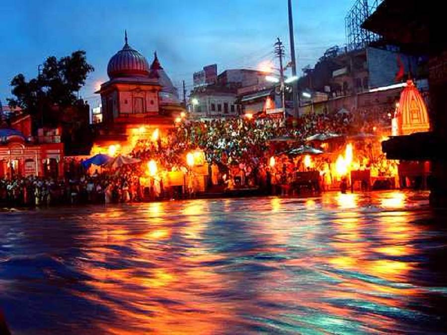 Do Dham Yatra; 4 Night Pilgrim Package from Haridwar