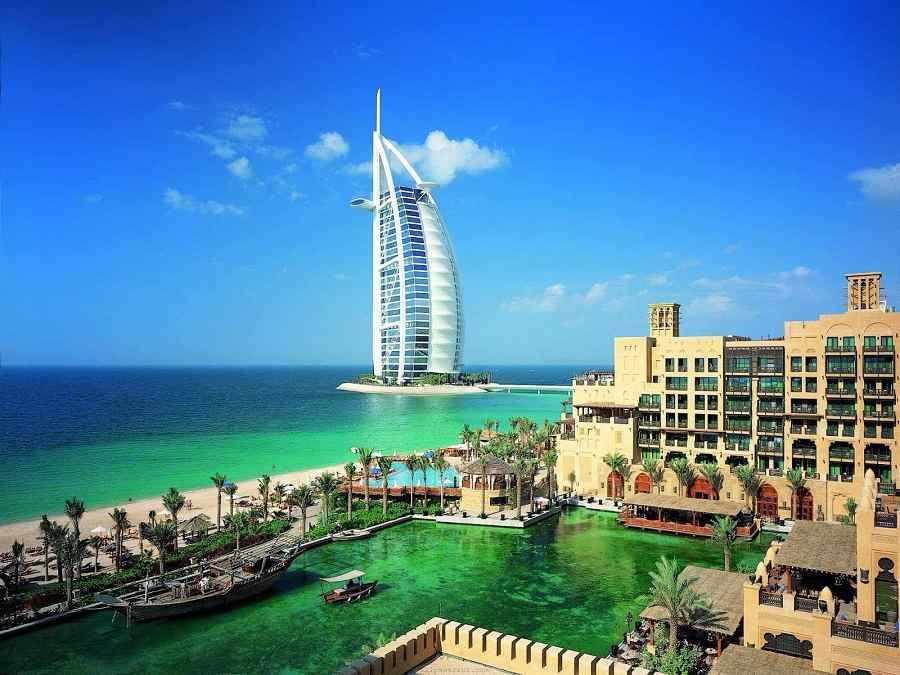 Abu Dhabi with Dubai; Ferrari World, Aquaventure, Desert Safari & More