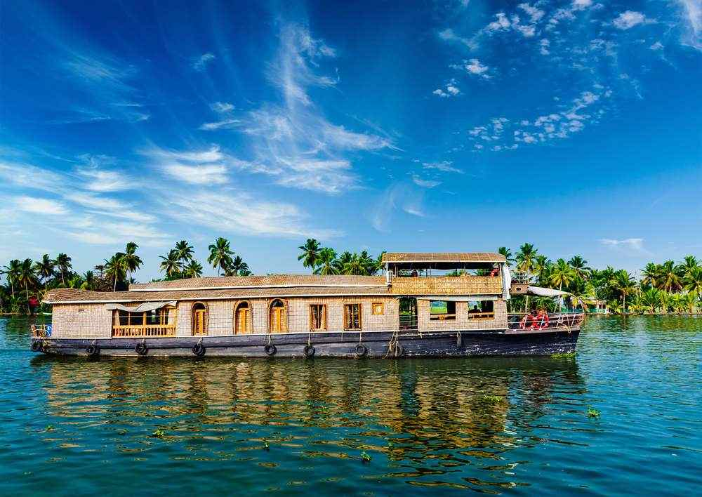 Holiday Down South; Cochin, Munnar, Alleppey