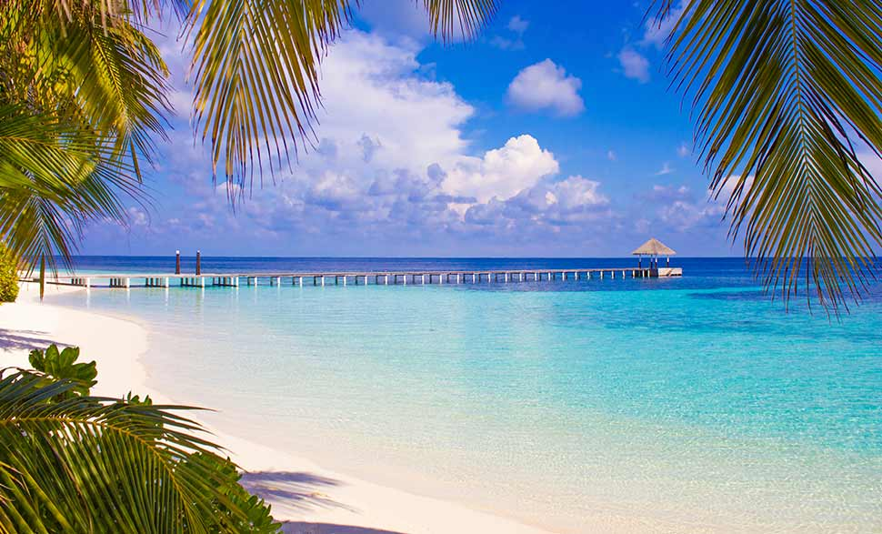 Honeymoon in Maldives; 3 nights in Fun Island Resort