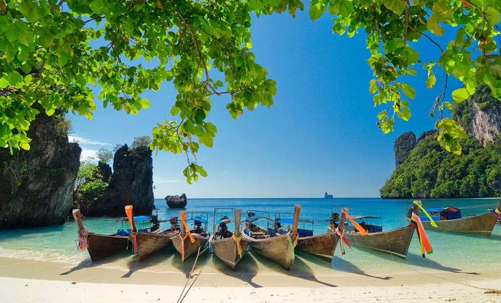 Thailand Honeymoon in Pattaya & Bangkok; Flight Ex Delhi/Mumbai