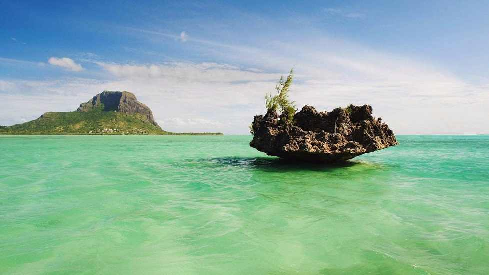 Magical Honeymoon in Mauritius; Flight Ex Delhi/Mumbai