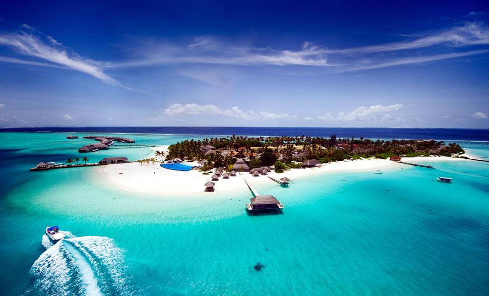 Honeymoon in Paradise; Maldives 3 Nights Package