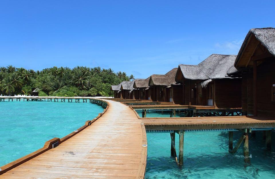 Maldives Honeymoon in Beach & Water Villa