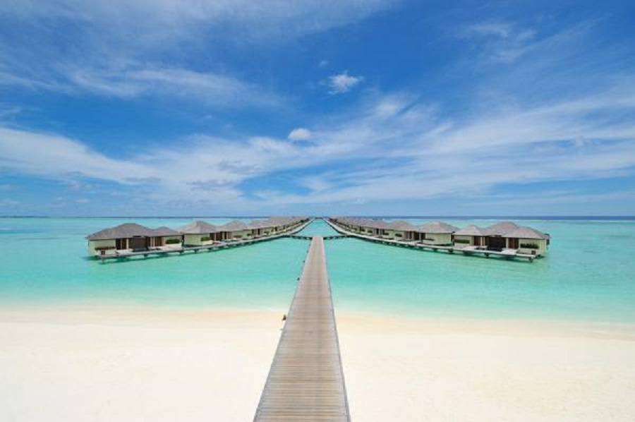 Romantic Honeymoon in Maldives; Flight Inclusive Package