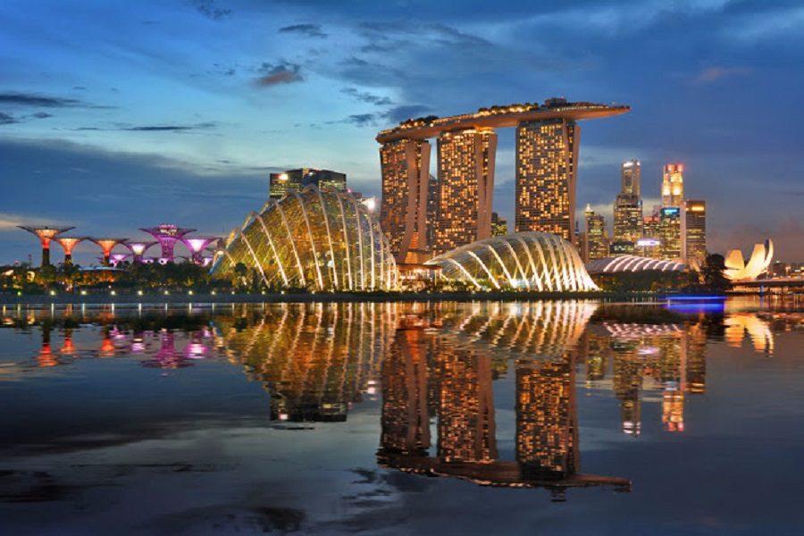 Honeymoon in Singapore & Bali; with Night Safari & Beach Club