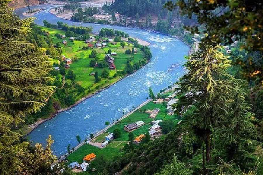 Kashmir Mini Honeymoon Trip; 4 Days Package