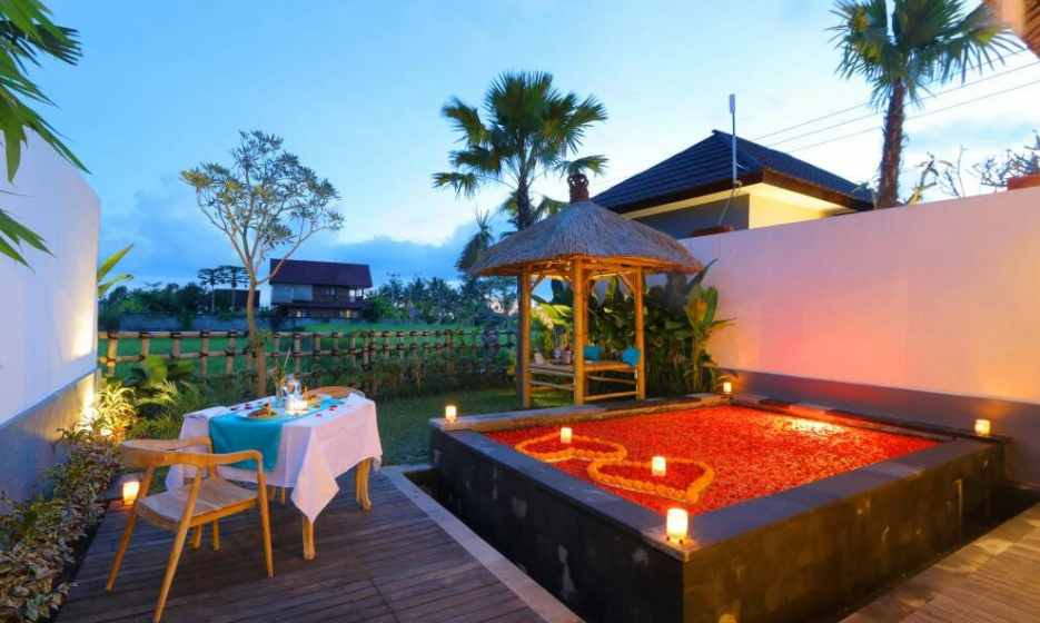 Honeymoon in Bali; 5 Nights Holiday with Flights from Delhi/Mumbai