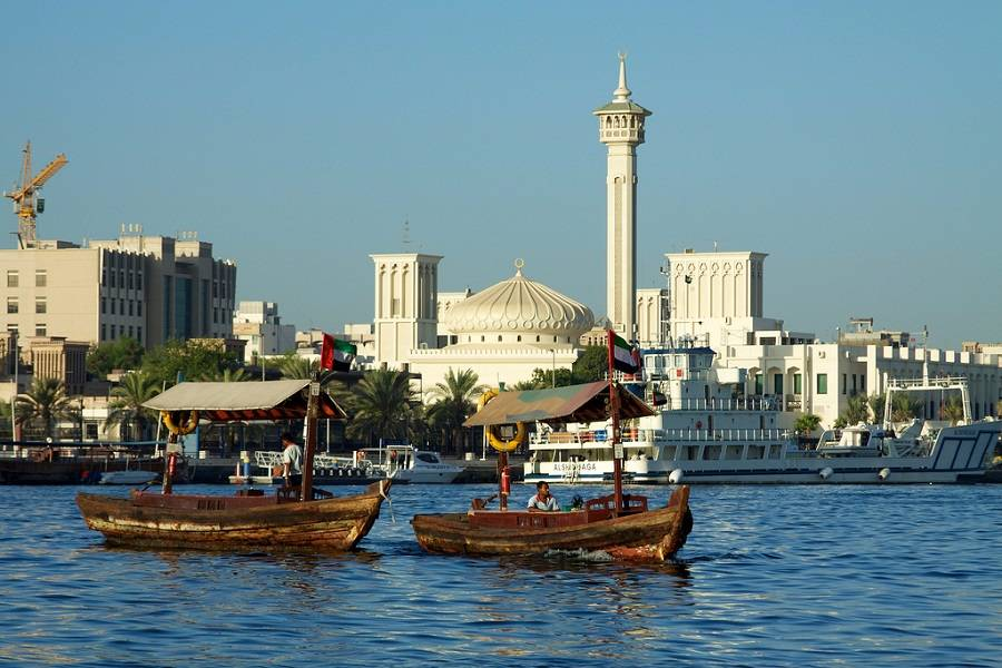 Dubai 6 Days Honeymoon Package
