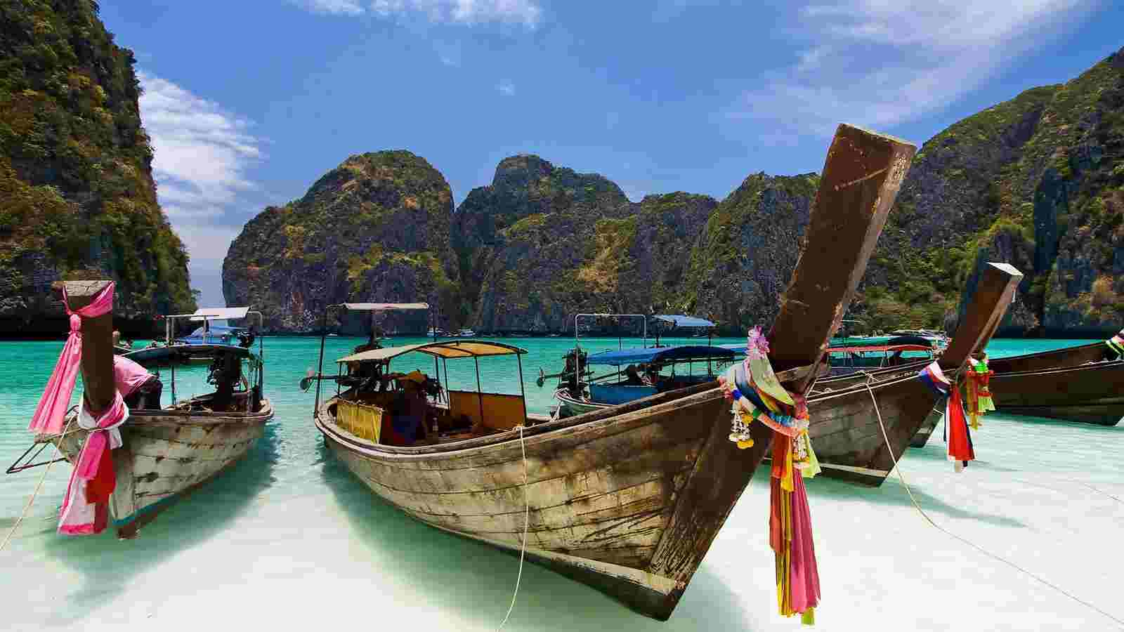 Thailand Honeymoon Package in Phuket & Krabi; with Flights