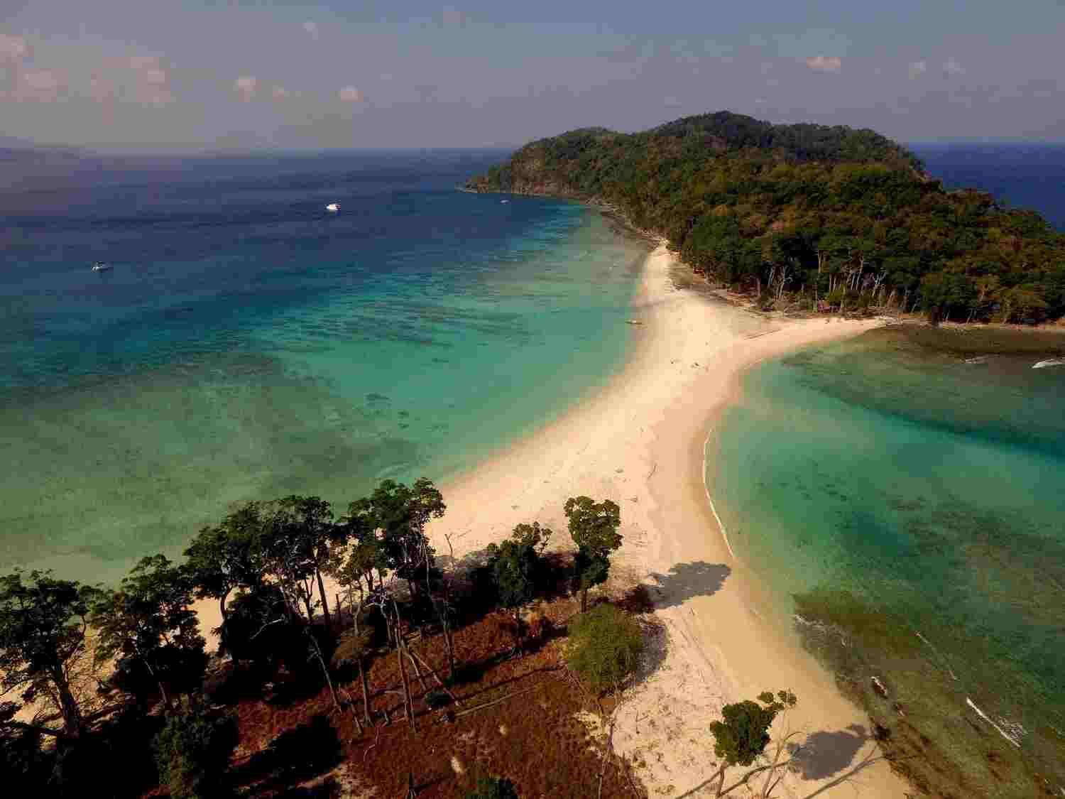 Honeymoon in Andaman; 7 Days Package