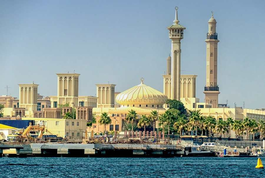 Dubai Luxury Stay with Crowne Plaza; 6 Days Package