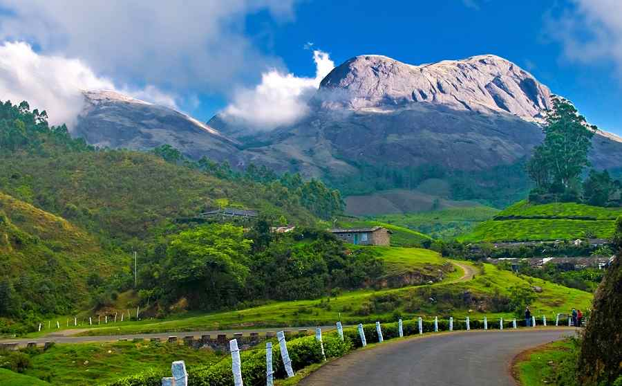 Kerala Highlights; 4 Days Package with Houseboat Stay