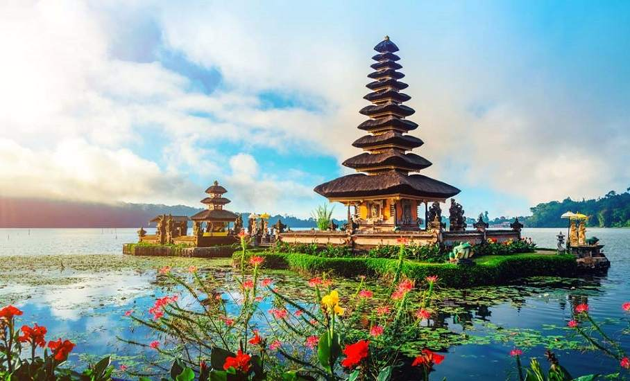 Honeymoon Special Bali Package; Flight from Delhi