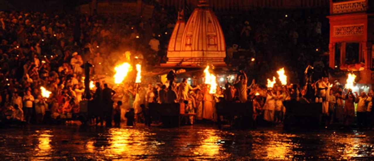 Haridwar Rishikesh Mussoorie Family Trip