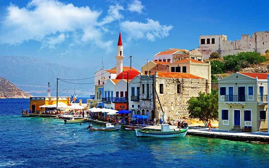 Beautiful Ruins of Greece; Flight Inclusive Package
