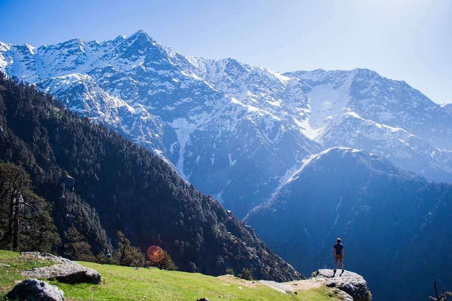 Camping, trekking and more Adventure in McLeodGanj; Republic Day Trip