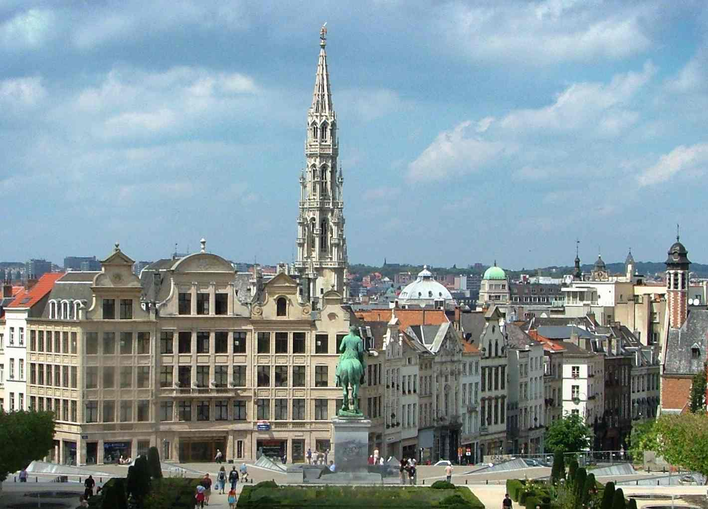 Discover Amsterdam and Brussels 6 Days Package