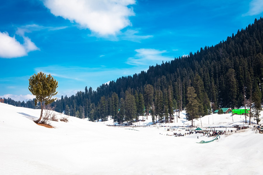 Getaway Goddess Kashmir Women's Day Special; 7 Days Package